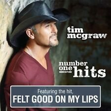 TIM MCGRAW CD - NUMBER ONE HITS [2 DISCS](2010) - NEW UNOPENED - COUNTRY