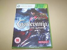 Castlevania lords of shadow Xbox 360 ** nouveau & sealed **