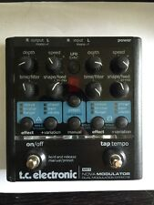 TC Electronic NM-1 Nova Modulator Dual Modulation Rare Multi Effects Processor