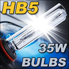 HB5/9007 Bi-Xenon H/L Philips PL 35W 6000K Replacement HID Bulbs