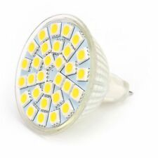 10 X Day White GU5.3 MR16 29 SMD 5050 Energy Saving LED Bulbs AC DC 12V