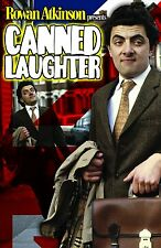 ROWAN ATKINSON PRESENTS: CANNED LAUGHTER - DVD - Region 1