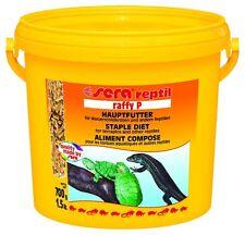 Sera Reptil Raffy P dieta básica para TERRAPINS y otros reptiles 700g/3.8 L