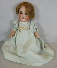 "ANTIQUE 10"" ARMAND MARSEILLE BISQUE-HEAD BENT-LIMB BABY DOLL MARKED 390 A.5/0XM"