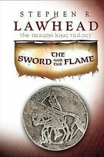The Sword and the Flame (The Dragon King Trilogy, Book 3)-ExLibrary