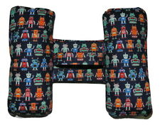 Child Robots with handle Travel Pillow