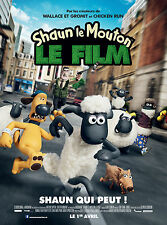 SHAUN LE MOUTON Affiche Cinéma / Movie Poster 160x120