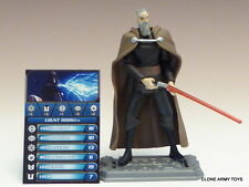 STAR WARS Count Dooku CLONE COLLECTION CW06 6 TCW SOTDS LOOSE