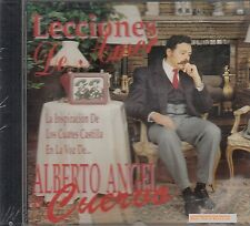 Alberto Angel El Cuervo Lecciones De Amor CD New Sealed