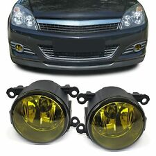 YELLOW FOG LIGHTS PEUGEOT 207 307 SUZUKI SWIFT SPLASH GRAND VITARA NICE GIFT