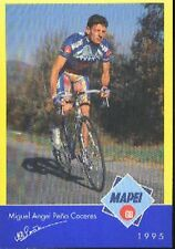 Miguel Angel PENA CACERES Cyclisme ciclismo MAPEI GB 95 wielersport ciclista