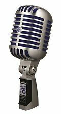 Shure Super 55 Deluxe Classic Vocal Microphone SUPER55 | NEW