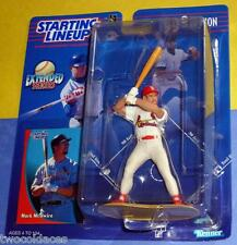 1998 extended MARK MCGWIRE St. Louis Cardinals - low s/h - Starting Lineup NM+
