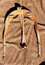 Canadian 1915 Pattern Oliver Leather Yoke (Shoulder straps)