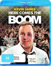 Here Comes The Boom (Blu-ray, 2013) ALL REGIONS