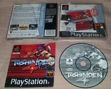 TOHSHINDEN 4 - PlayStation 1 PS1 Gioco Game Play Station PSX