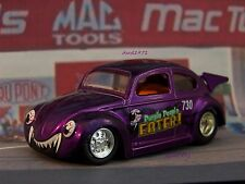 1959 VW BUG VOLKSWAGEN BEETLE DRAG RACING 1/64 SCALE MODEL COLLECTIBLE - DIORAMA