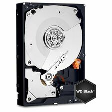 "WD 2TB Black SATA 6GB/s 7200RPM 64MB 3.5""  Internal Hard Drive WD2003FZEX"