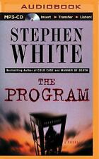 Alan Gregory: The Program 9 by Stephen White (2015, MP3 CD, Unabridged)