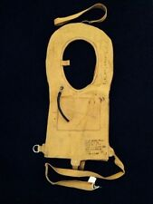 WW2 US USAAF Army Air Force Pilots B-4 Mae Life Preserver Vest. Dated 1943. Orig