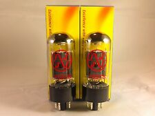 Matched  Pair of JJ  7591S Valves/Tubes
