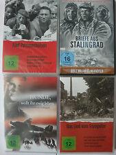 Sammlung deutsche Kriegsfilme - Stalingrad, Hunde wollt ihr, Lied vom Trompeter