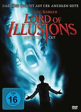 Lord of Illusions [Director's Cut](NEU & OVP)vom Horror-Literaten Clive Barker