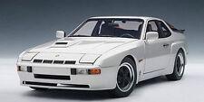 1/18 AUTOart  1980 Porsche 924 Carrera GT silber  KULT!