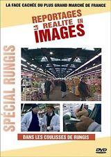 """DVD NEUF """"REPORTAGES : DANS LES COULISSES DE RUNGIS"""""""