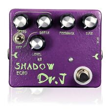 Dr. J Shadow Echo Hand Made Analog Delay Echo Electric Guitar Effect Pedal