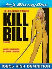 KILL BILL VOLUME 1 New Sealed Blu-ray Quentin Tarantino Uma Thurman