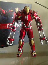 Hot Toys iron man red snapper xxxv mark 35 1/6 figure sealed uk