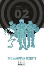 MANHATTAN PROJECTS DELUXE EDITION VOL #2 HARDCOVER Hickman Image Comics 11-20 HC