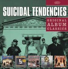 Original Album Classics [Box] by Suicidal Tendencies (CD, Aug-2011, 5 Discs,...