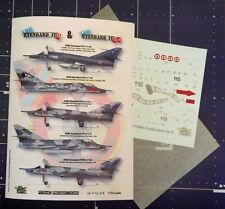 [FFSMC Productions] Decalcomanie 1/48 GAMD Banner PVI/IVPM