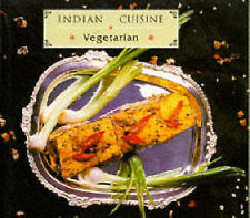 Indian Cuisine: Vegetarian,GOOD Book