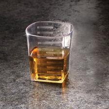 2 oz Square Disposable Plastic Shot Wine Glass / Glasses 288 Clear jello Cups