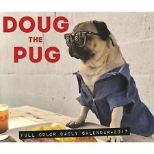 Doug the Pug Desk Calendar