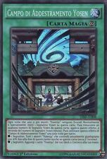 Campo di Addestramento Yosen YU-GI-OH! THSF-IT008 SUPER RARA 1 Ed.