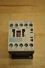 Siemens Sirius 3R 3RT1016-1AK62 Contactor