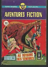 AVENTURES FICTION 54.Au royaume des tenebres.Comics Pocket