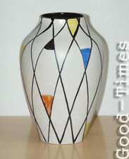 FIFTIES SCHEURICH 50s VASE WEST GERMANY 50er