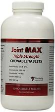 Joint MAX TRIPLE Strength (120 CHEWABLE TABLETS), New, Free Shipping