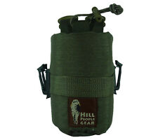 Hill People Gear 16 oz. Bottle Holster (Ranger Green) MOLLE/PALS Compatible