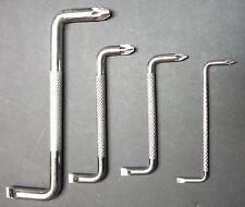 4pc angle jeu de tournevis pozi 0-3 fente 3mm, 5mm, 6mm, 8mm. tz SD300