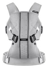 Baby Bjorn (BABYBJORN) Baby Carrier One AIR Silver Mesh