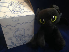 Build-A-Bear Stuffed Toothless~How To Train Your Dragon 2~Box Incl~Free US Ship