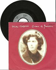 """Mike Oldfield, Crime of Passion, VG/VG  7"""" Single 0254"""