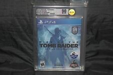 Rise of the Tomb Raider 20 Year Celebration (Playstation 4 PS4) NEW VGA 90 GOLD!