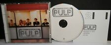 PULP - 'COMMON PEOPLE' - CD SINGLE + RARE INSERT - INDIE